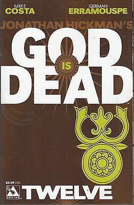 God is Dead #12 (NM)`14 Costa/ Erramouspe  (Cover A)