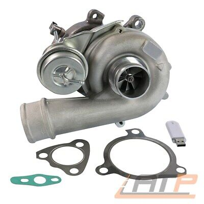 Abgas-Turbo-Lader Audi A3 8L 1.8 T S3 Motorcode Amk Apy Aul Bj 99-00