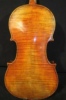 Copy old finishes Strad style Maestro violin4/4,huge and powerful sound#5584