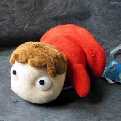 Ponyo On The Cliff Anime Movie Soft Plush S-Size New