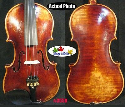 Best copy old finishes Strad style concert SONG Brand violin 4/4
