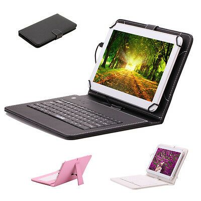 """IRULU Tablet PC eXpro X1s 10.1"""" Android 4.4 KitKat Quad Core 1GB/8GB w/ Keyboard"""