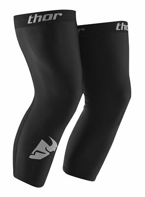 Thor Comp Knee Brace Compression Sleeves Pair