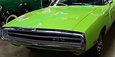 Sublime Green Effect PFB urethane basecoat clearcoat auto body restoration paint