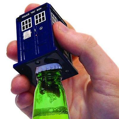 Dr Who: Official BBC Merchandise Tardis Bottle Opener + Sound FXs - New In Pack