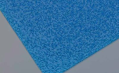 NEW Plastruct Agitated Blue Water 91802