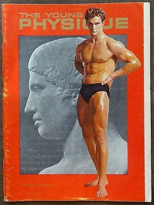 THE YOUNG PHYSIQUE vintage Beefcake Gay interest magazine Sept 1963