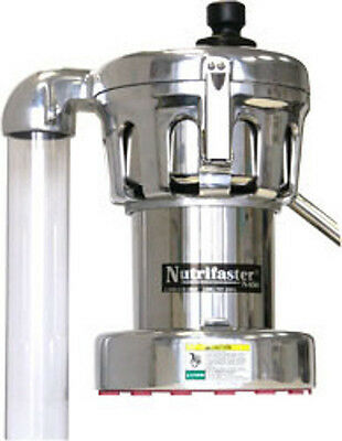 Nutrifaster 450 Commercial Centrifugal Juicer NF450 ~ Silver