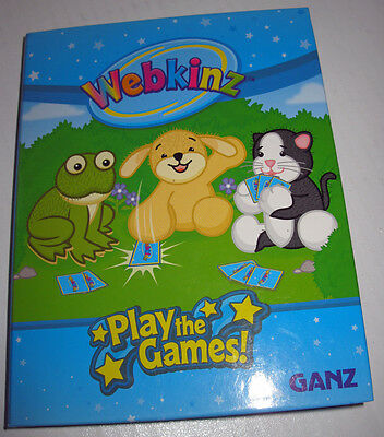 WEBKINZ TRADING CARD ALBUM WITH 192 CARDS L@@K ;-)