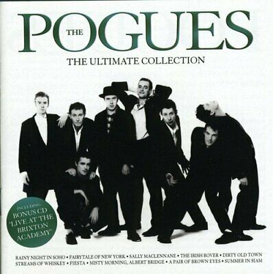 Pogues - The Ultimate Collection (NEW CD)