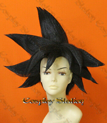 Goku Custom Styled Cosplay Wig_commission212