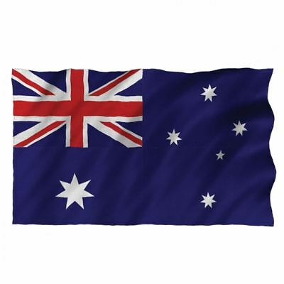 5 x 3 Feet Aussie Australia Country Large Rugby World Cup Supporter Flag