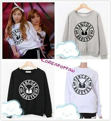 Taeyeon tae yeon girls generation Snsd longsleeve shirt sweater kpop New