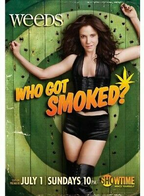 Weeds ~ Complete 8th Eighth Season 8 Eight ~ BRAND NEW 3-DISC DVD SET