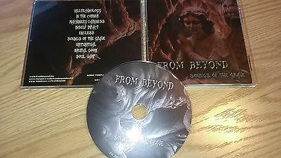 FROM BEYOND Sounds of the Grave doom Death Metal CD COC Entombed Winter sludge
