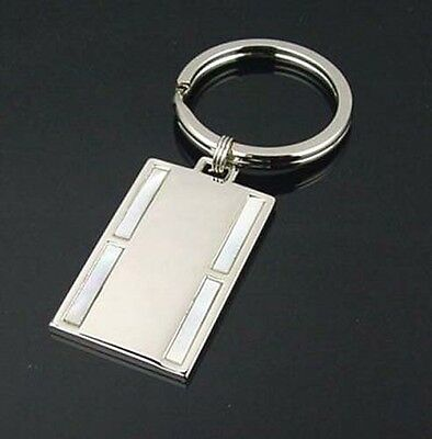 $100 Liquidation Lot Of 5 Silver Key Rings from Things Remembered