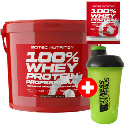 (15,78 EUR/kg) Scitec Nutrition 100 % Whey Protein Professional 5000g Eiweiss