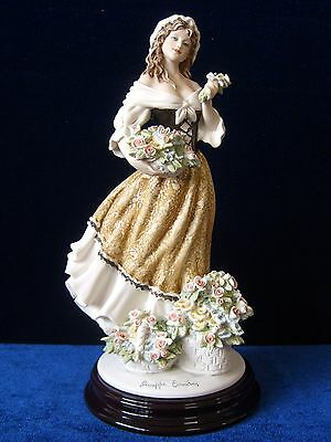 Giuseppe Armani Roses of May 1405C Florence Italy NEW IN BOX