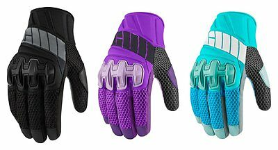 Icon Womens Overlord Mesh Gloves 2014