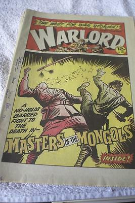 Warlord No. 392 March 27th 1982