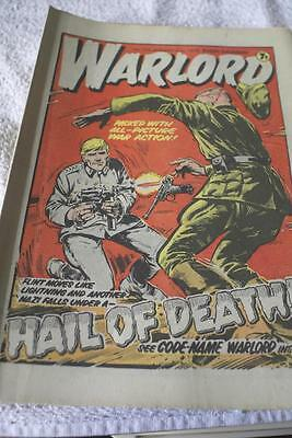 Warlord No. 174 January 21st 1978