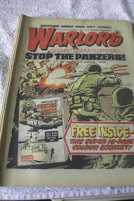 Warlord No. 178 February 18th 1978