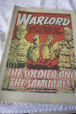 Warlord No. 179 February25th 1978