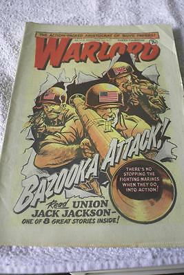Warlord No. 124 February 5th 1977