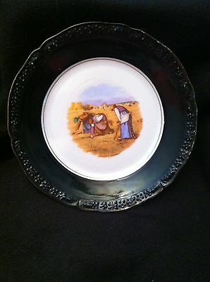 "Winterling Bavaria Germany Collector Plate (7.5"") Importe d' Allegmagne"