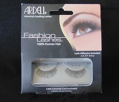 Ardell False Eye Lashes & Adhesive Demi 101 Brand New In Box