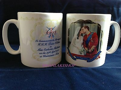 Their Royal Highnesses The Duke and Duchess of Cambridge, Mugs, London souvenirs