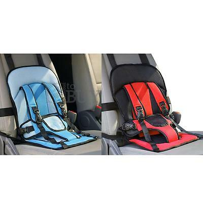 Adjustable Portable Baby Child Infant Car Seat Safety Belt Harness New