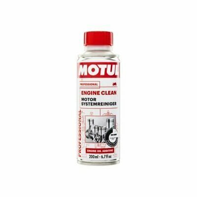 Motul Engine Clean Moto Detergente Motore - 600 ml