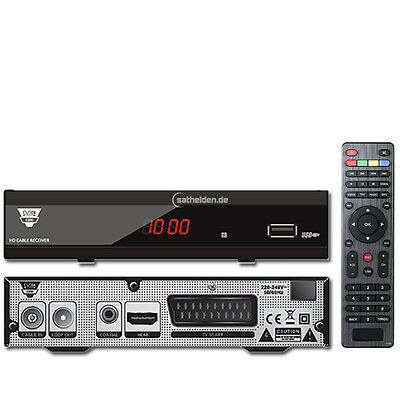 Opticum HD C200 digitaler HDTV Kabel Receiver DVB-C Full HD 1080p C 200