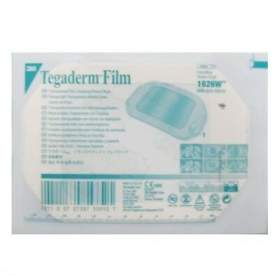 TEGADERM FILM DRESSING 10cm x 12cm Clear Dressing 3m Tattoo /Medical etc