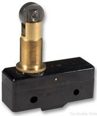 MICROSWITCH, ROLLER PLUNGER, Part # BZ-2RQ18M-A2