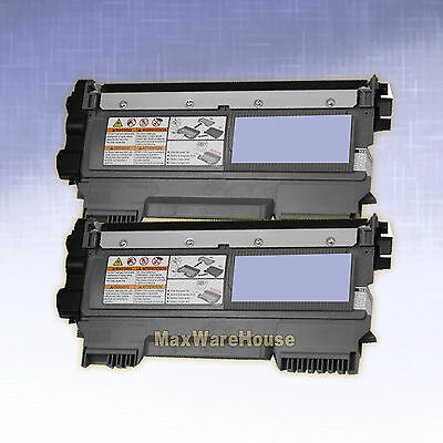 2PK Toner TN-450 for Brother TN-420 HL-2240D MFC-7460DN