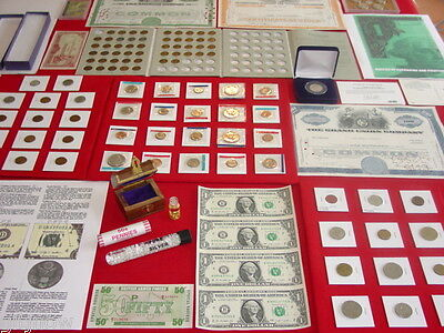 MAGNIFICENT!! 1 US COIN COLLECTION LOT #1875~SILVER~GOLD~MORE~MINT~ HUGE ESTATE!