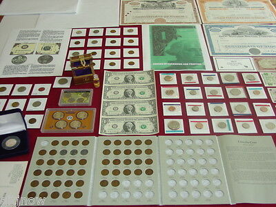 US COIN COLLECTION! LOT # 5772 ~MINT~SILVER~GOLD~BU ROLL~ MORE~PROOF HUGE ESTATE