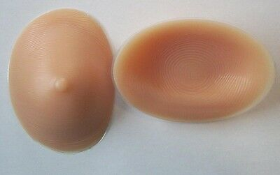 2 Cups Up/Silicone Breast Forms/Bra Inserts-Model GA