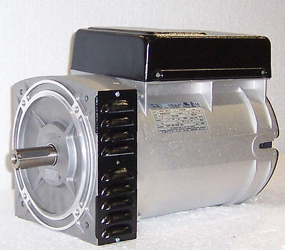 Belt Driven MeccAlte 7800/9200 Watt Generator Head #S16F-180BD