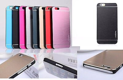 """10pcs/lot 3G Motomo Hard Brushed Brush Wiredrawing Case Cover for iPhone 6 4.7"""""""