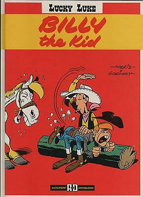 morris LUCKY LUKE 16 BILLY THE KID alessandro editore I CLASSICI 35 1990 & e
