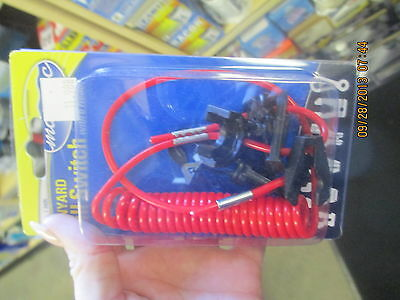 OUTBOARD KILL SWITCH UNIVERSAL LANYARD BY MARPAC