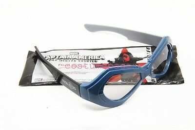 WINTER SOLDIER style RealD 3D GLASSES avengers Captain America