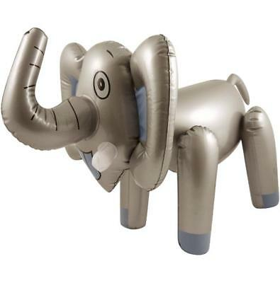 """24"""" Giant Inflatable Elephant Zoo Animal Blow Up Toy New Pool Novelty Inflate"""