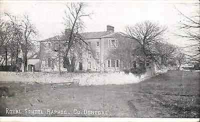 Raphoe, County Donegal. Royal School.