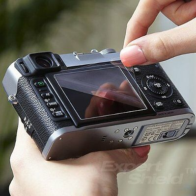 Expert Shield - THE Screen Protector for: FujiFilm FinePix X100S Lifetime