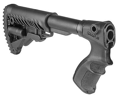 AGR 870 FK-S by FAB Defense BUTTSTOCK FOR REMINGTON 870