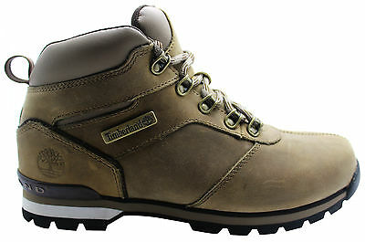 TIMBERLAND SPLITROCK 2 Mens Hiker Boots Brown Leather Lace